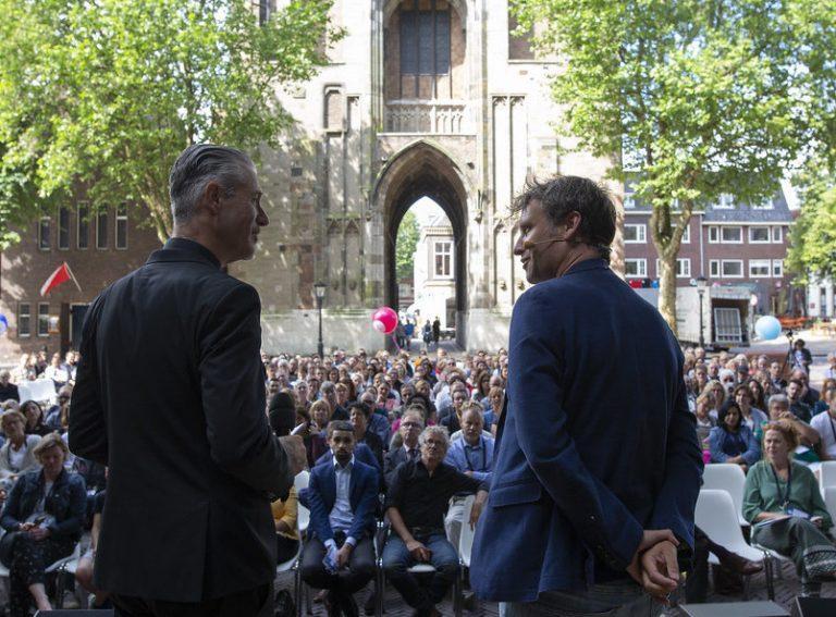 utrecht, 11-6-2018, foto serge ligtenberg, sociale top 2018, opening